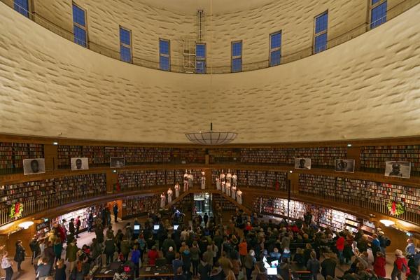 Stockholm_library_shutterstock_237585583