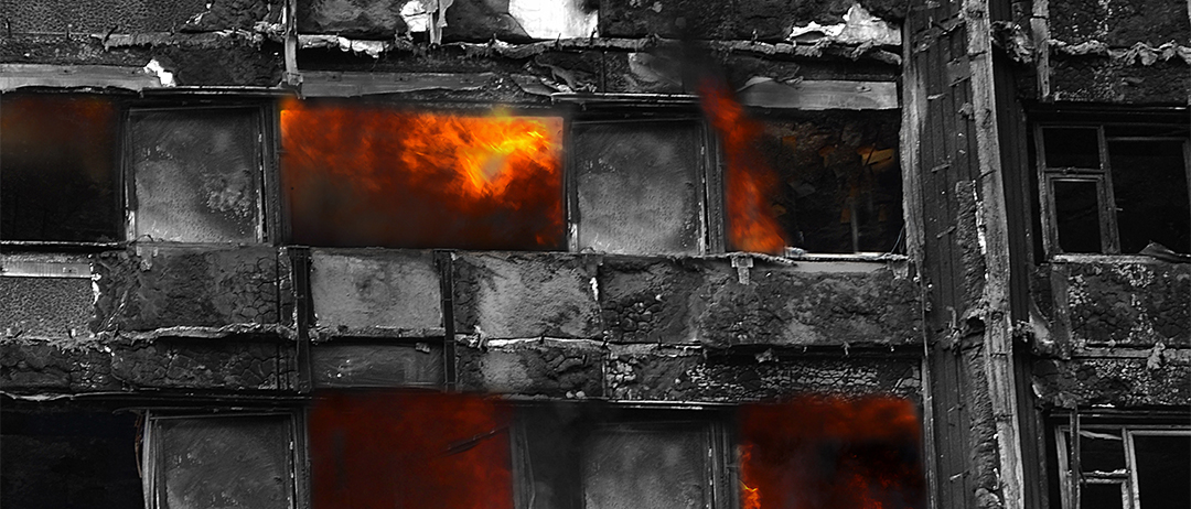Fire protection in high-rise residential buildings